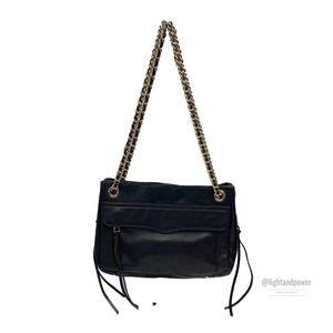 Rebecca Minkoff Crossbody Convertible Black Bag